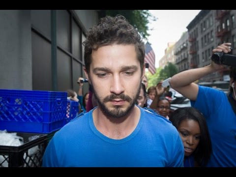 What Shia Labeouf tells us about white (liberal) male privilege