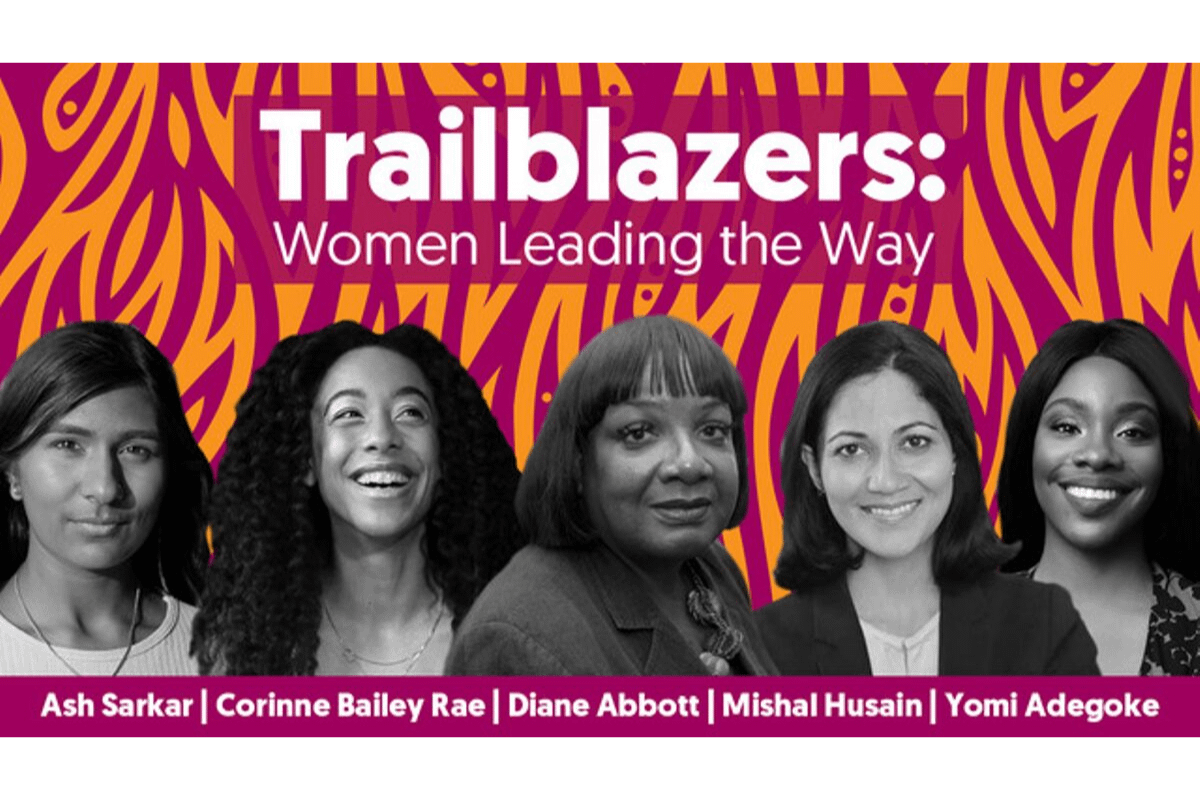 Learn how to become a trailblazer across the creative industries with gal-dem and Intelligence Squared