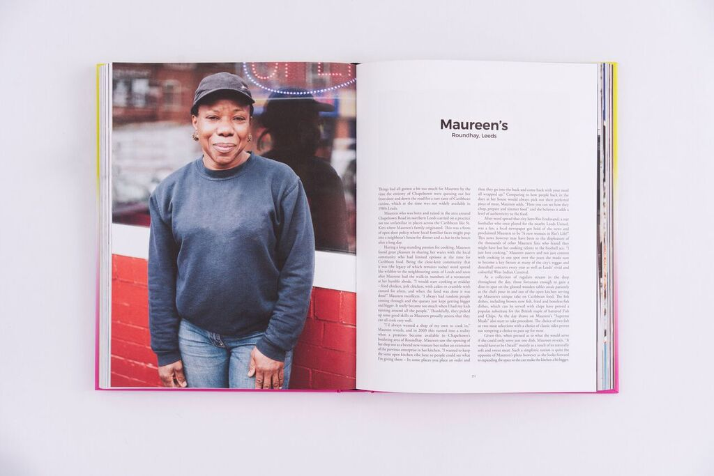 Belly Full: the culinary book exploring Caribbean cuisine in the UK