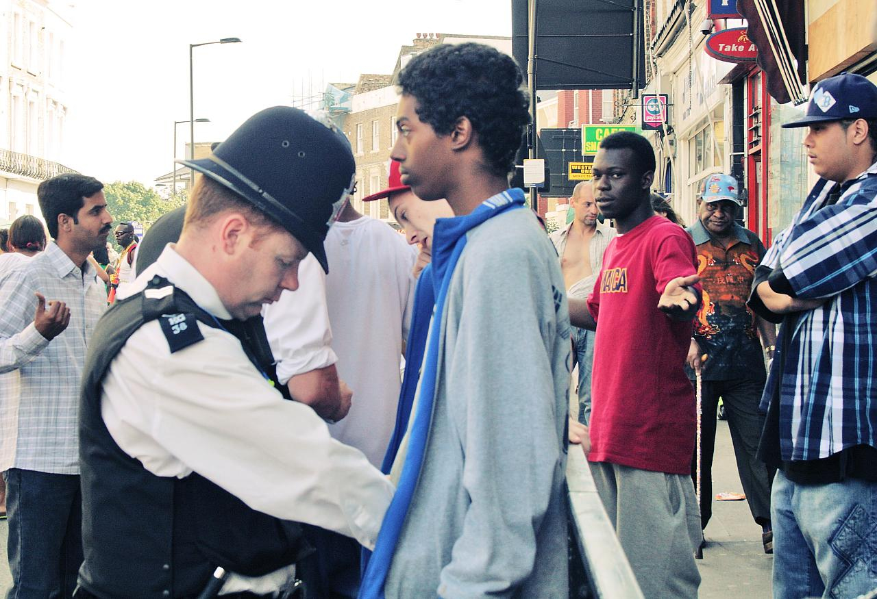 The Metropolitan Police urged to dismantle racist gang matrix