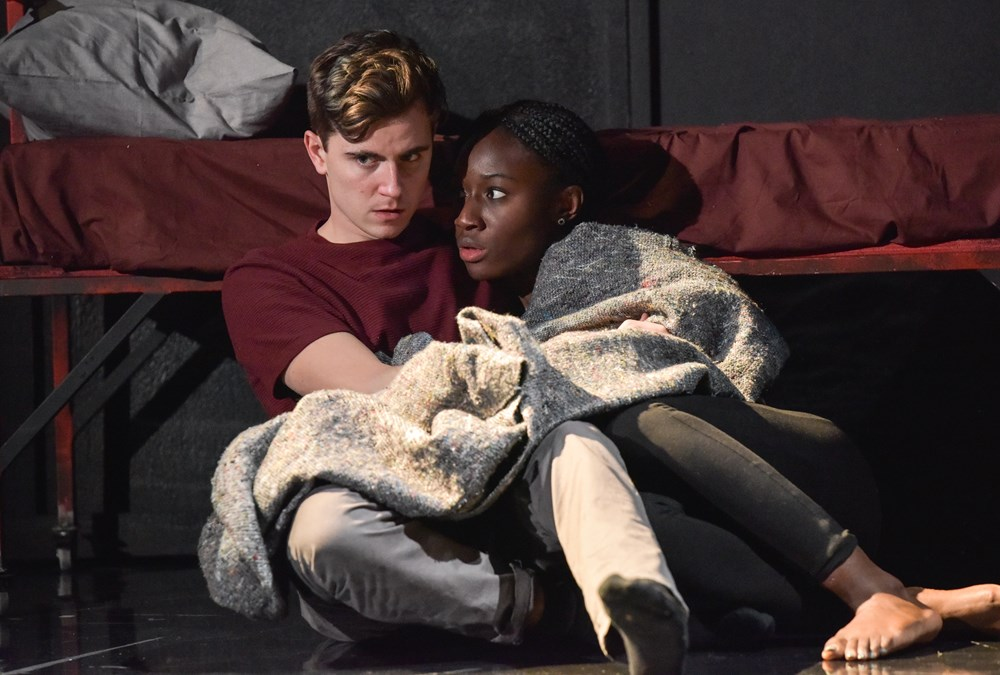 Noughts & Crosses is back as an action-packed play in a familiar world – review