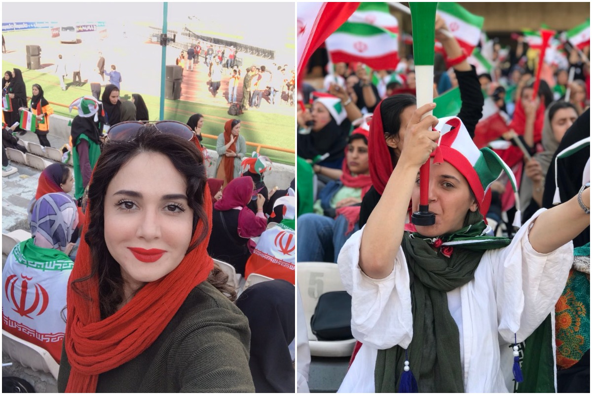 This week Iranian women watch their first football match in 40 years and the Home Office's passport AI is racist