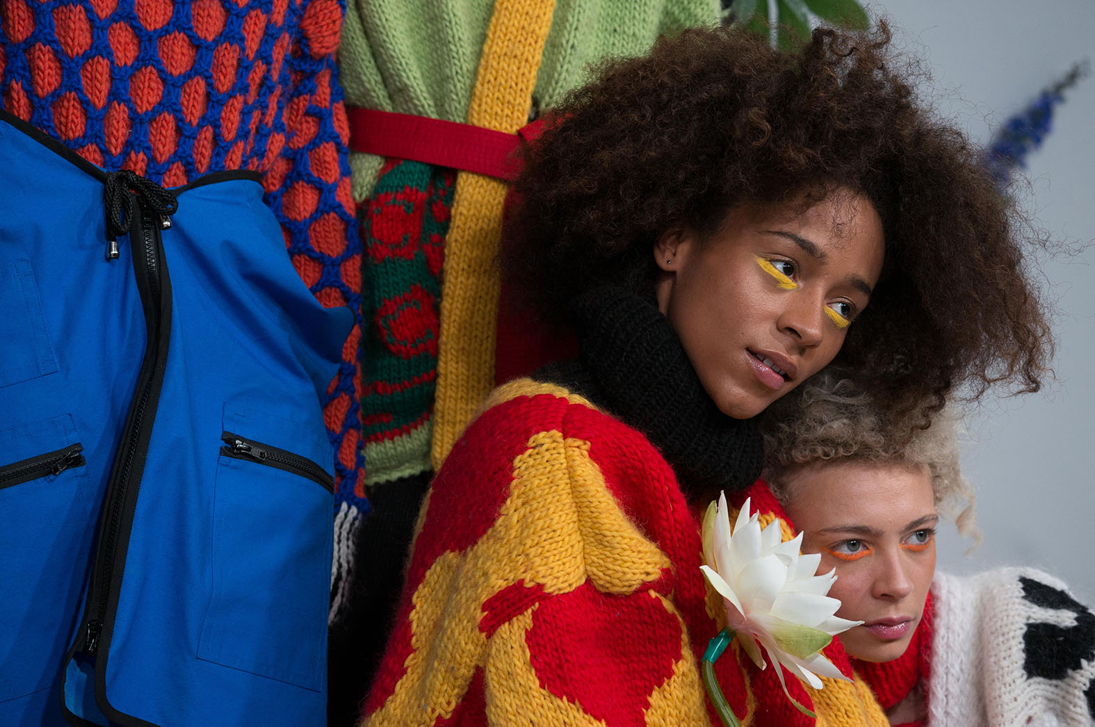 LFW: Kristel Kuslapuu A/W18 and Ones To Watch Award levels up the knitwear game